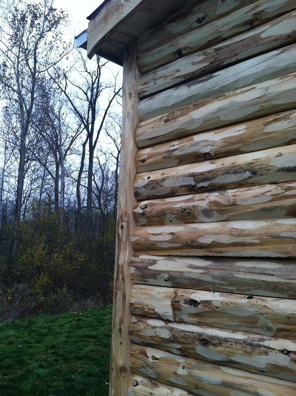 Gv Wood Products Log Siding