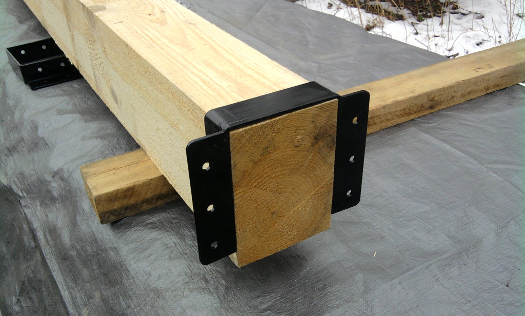 Gv Wood Products Beams And Hangers
